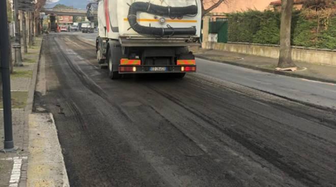 asfaltature albenga