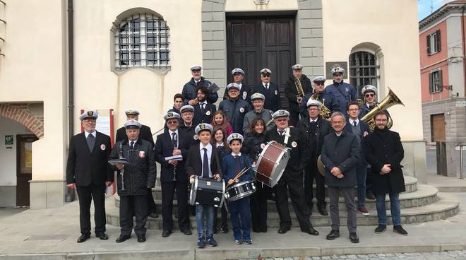 Banda Musicale Antonio Pizzorno Millesimo
