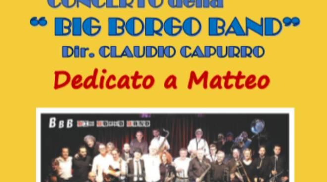 Big Borgo Band concerto Teatro Nuovo Valleggia