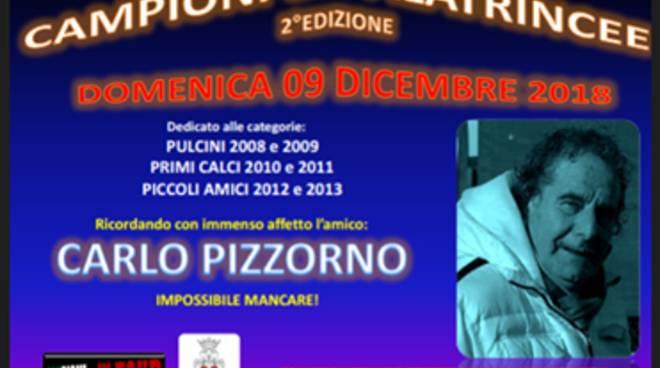 Campioni in Tour in ricordo del grande Carlo Pizzorno