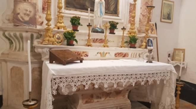 Cappella del Carmine Bastia d'Albenga