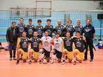 Volley T. F., Serie C Maschile: 3 punti come regalo di Natale!