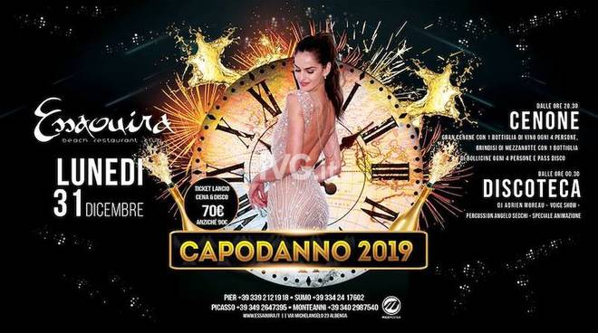 Capodanno 2019: Gran Cenone & Discoteca