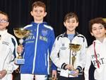 Argento per la Scuola di Scherma Leon Pancaldo, sezione della Polisportiva del Finale, ai nazionali di spada