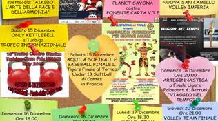 Sul sito della Polisportiva nasce una nuova pagina dedicata agli APPUNTAMENTI
