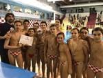 Pallanuoto: Torneo Calcaterra Challenge – La Carige Rari Nantes Savona Under 13 A vince il trofeo