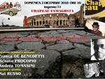 Oggi pomeriggio al Circolo ARCI Chapeau di Savona: Buchi nelle strade, Fori Imperiali negli occhi