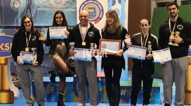 Onlykettlebell al 16esimo Trofeo Internazionale di Turbigo