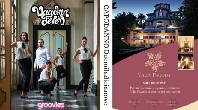 Wacckin\' Fever - Capodanno 2019 - Villa Pagoda Nervi