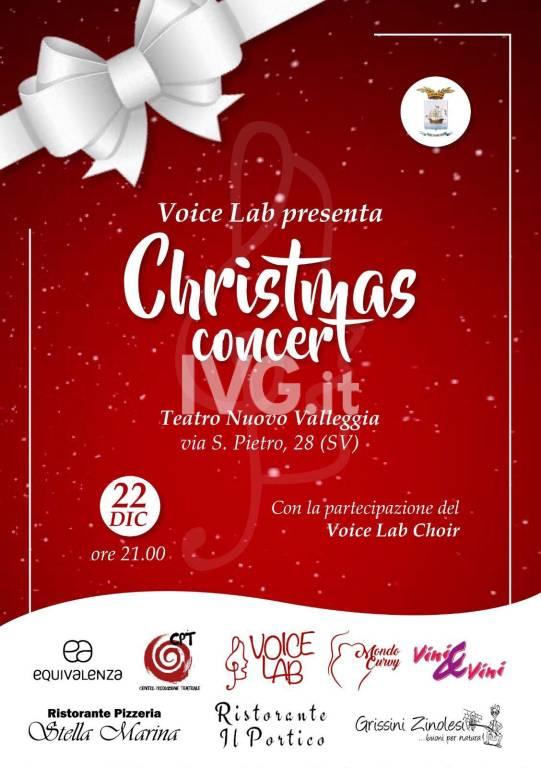 Voice Lab Christmas Concert