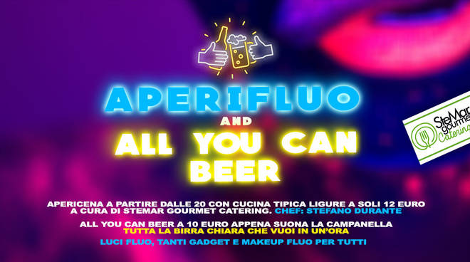 All you can Beer - Aperifluo