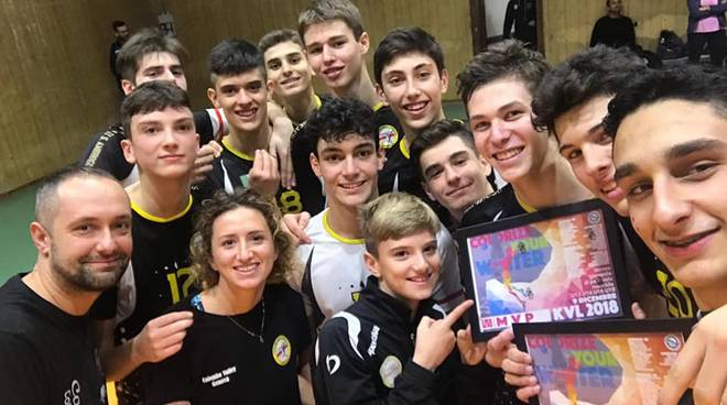 Volley: la Colombo Genova vince il torneo Under 18 KVL 2018 di Modena