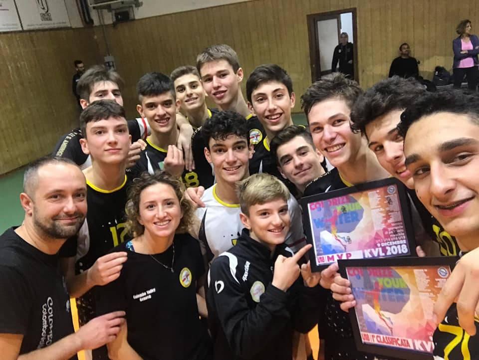 Volley: la Colombo Genova vince il torneo Under 18 KVL 2018 di Modena