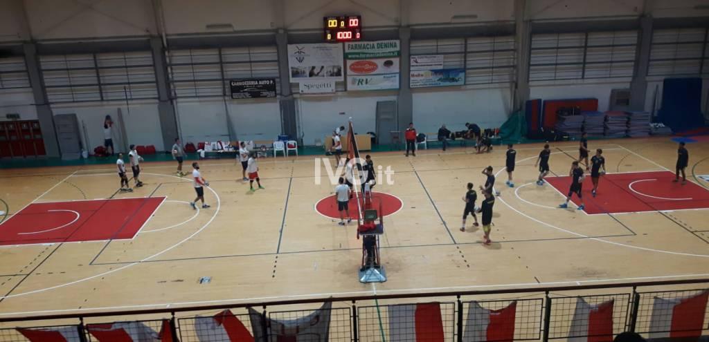 Serie D maschile Sabazia APM Terminals quinta vittoria consecutiva