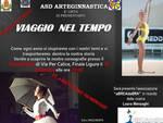 ArteGinnastica: al PalaAlessia con lo spettacolo VIAGGIO NEL TEMPO ed una raccolta fondi