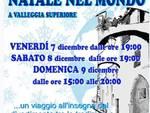 """Nel prossimo week-end a Valleggia torna la manifestazione """"Natale nel Mondo"""""""