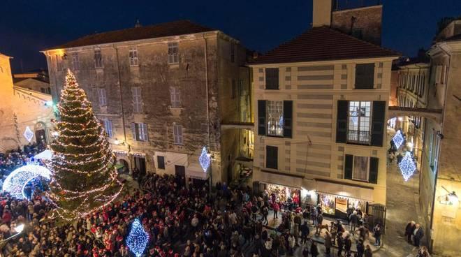 Centro Storico Albenga Natale 2018