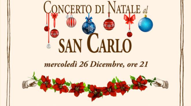 Concerto di Natale Lamberto Curtoni e Giovanni Doria Miglietta Albenga