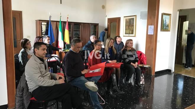Conferenza Ippodromo Villanova