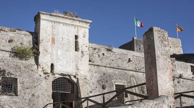 Fortezza Castelfranco Finale Ligure