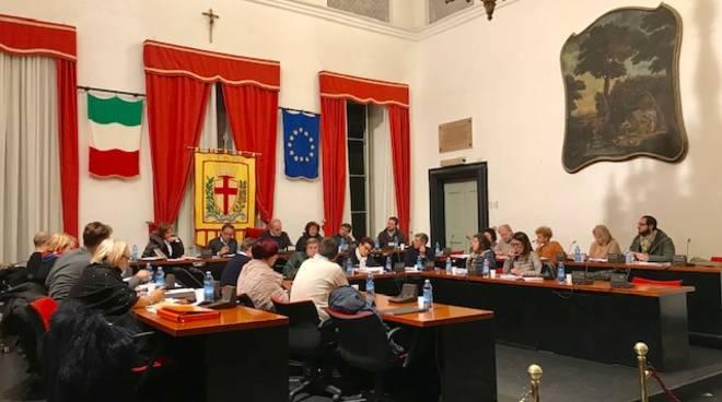 consiglio comunale albenga novembre 2108