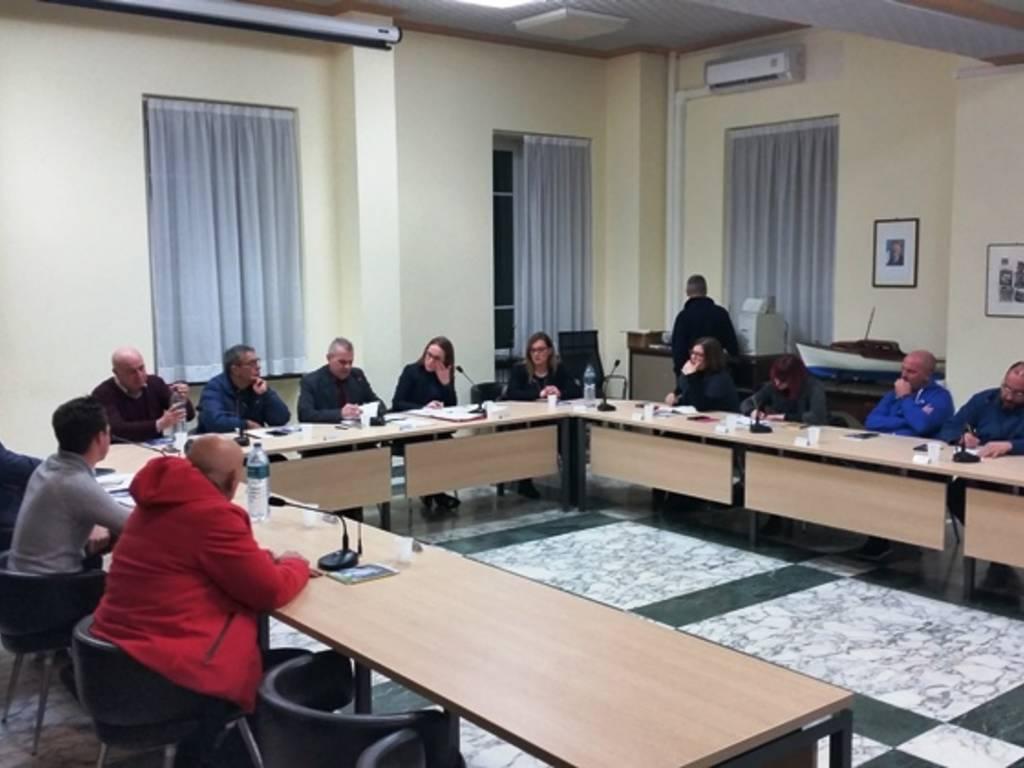 consiglio comunale Ceriale