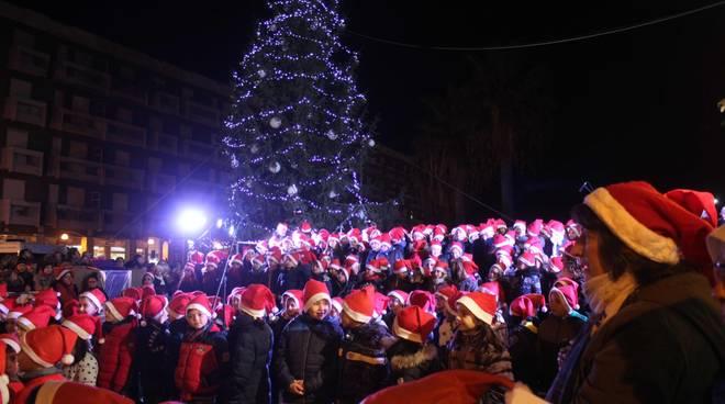 Coro bambini Natale Andora