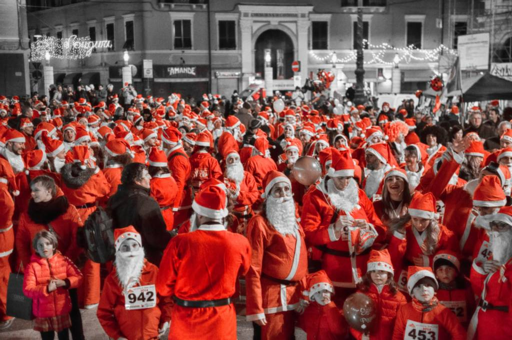 Corsa Babbi Natale