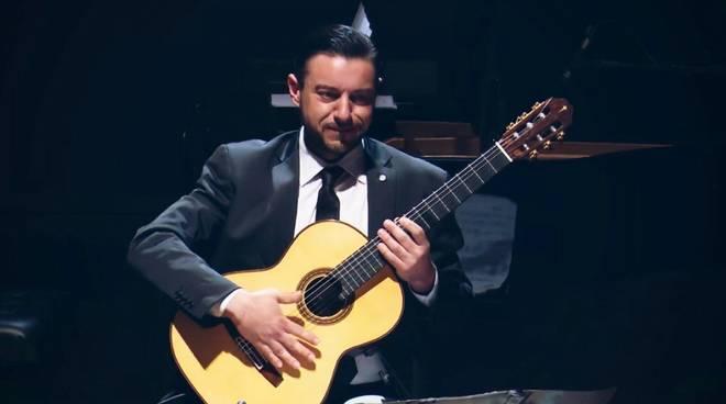 Diego Campagna concerto Palazzo Oddo