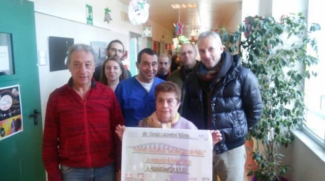 Donazione lavoratori Bitron
