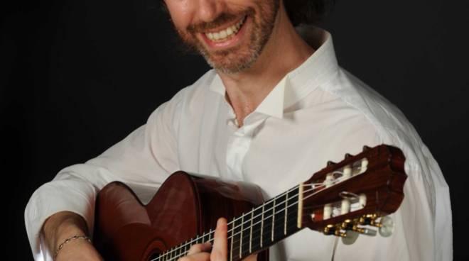 Federico Briasco chitarrista