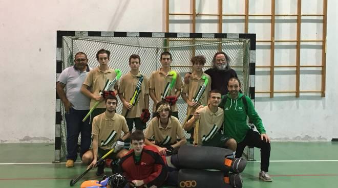 formazione U18M Savona HC