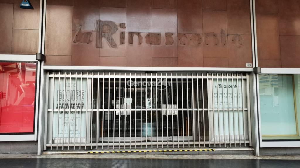 Rinascente, QUI!Group, New Log. Il lavoro lascia Genova