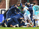 Genoa Vs Entella quarto turno Coppa Italia