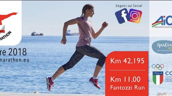 Genova city marathon