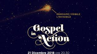 """Gospel in action"" concerto Natale Loano"