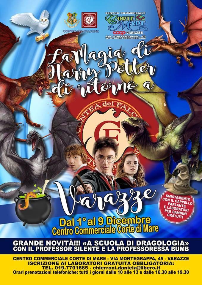 Harry Potter Corte di Mare Varazze
