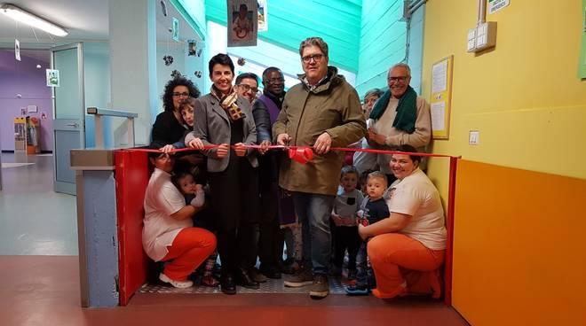 Inaugurati i nuovi spazi del nido d'infanzia comunale di Loano