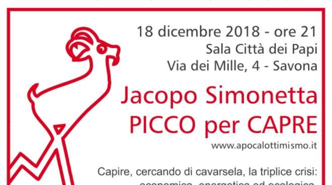 """Incontro """"Picco per Capre"""" Gruppo Acquisto Solidale Savona"""
