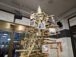 Installazione ad albero Natale Regione