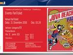 Jovanotti beach party biglietto