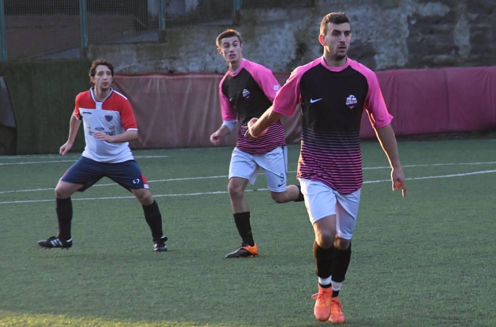 Marassi Vs Cogornese Prima Categoria Girone B