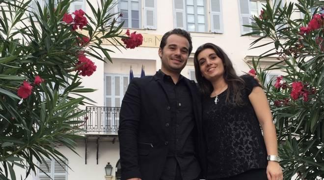 Melissa Briozzo soprano e Rino Matafù tenore