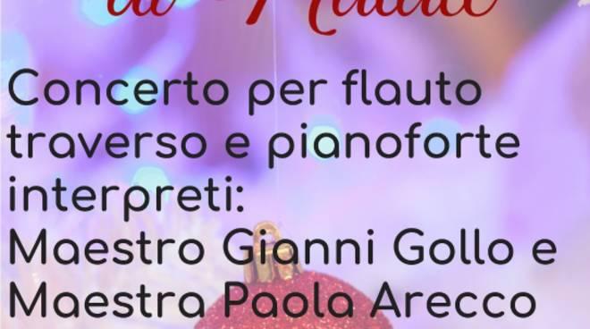 """""""Melodie di Natale"""" concerto Borghetto Santo Spirito"""