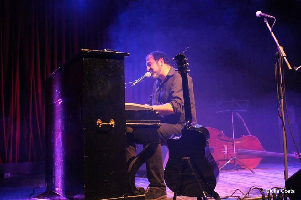 Federico Sirianni musicista