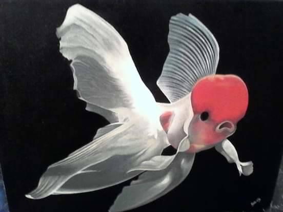 Mostra pittrice Savy Caratelli