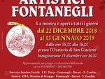 Mostra Presepi Artistici Fontanegli Genova 2018
