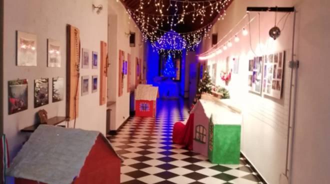 """""""Natale nel Mondo"""" mostra Teatro delle Udienze Finale Ligure"""