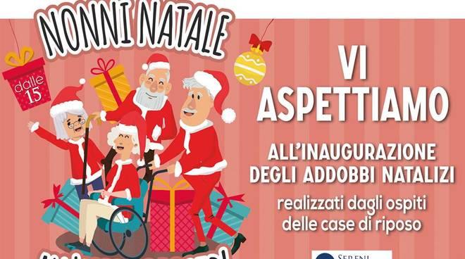 Nonni Natale all'arrembaggio Il Gabbiano Savona