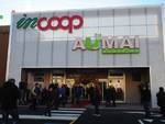 Nuova Coop di via alla Costa a Vado Ligure
